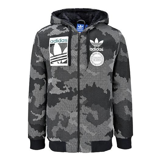 Originals Men's Snow Adidas Sherpa Chek Camo Zip Full HoodieSport eCBxod