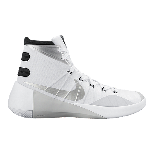 72d677c5b29 Nike Women s Hyperdunk 2015 Basketball Shoes - White Black