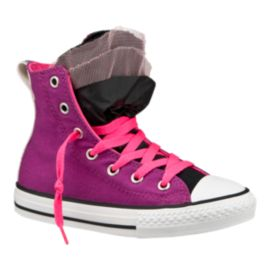 Converse CT Party Shine Girls' Pre-School Casual Shoes