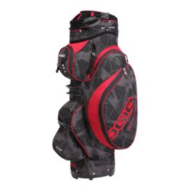 OGIO Edge Cast Bag - Black/Red