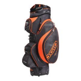 OGIO Edge Cast Bag - Black/Orange