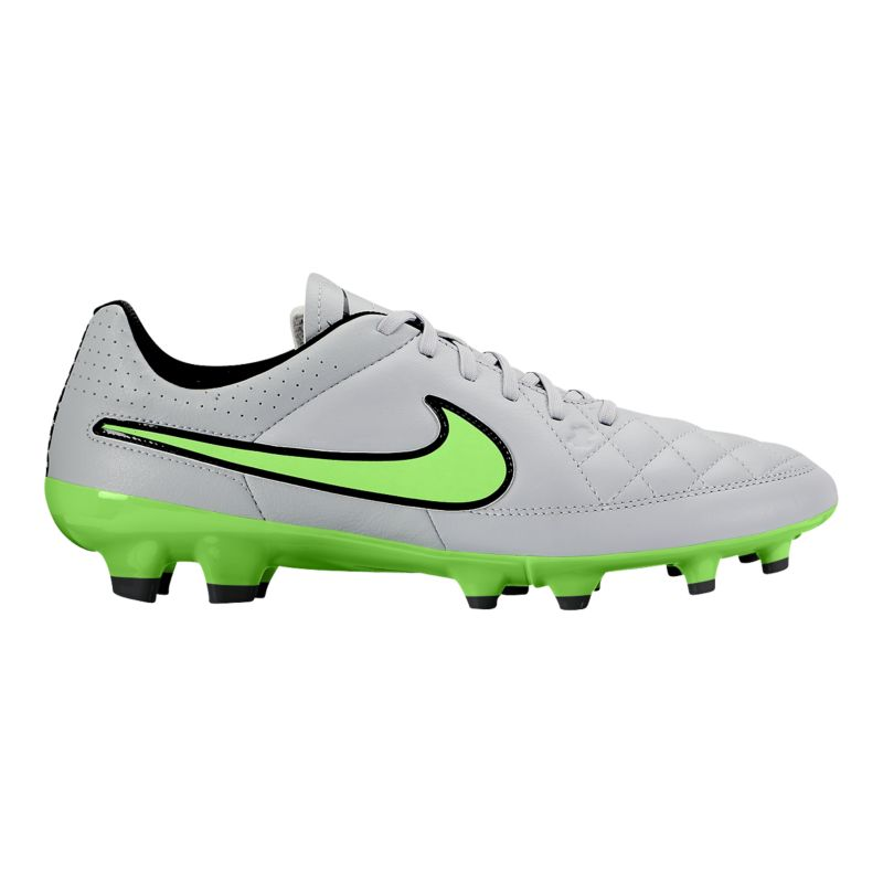 nike s tiempo genio leather fg outdoor soccer cleats