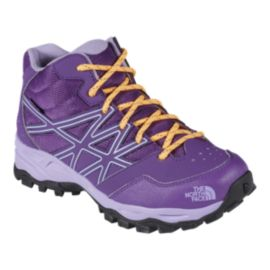 The North Face Hedgehog Hiker Mid WP Girls' Hiking Boots