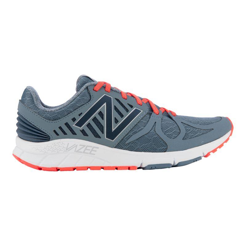 new balance s vazee running shoes grey orange