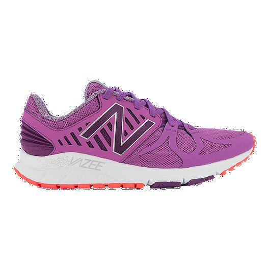 Rush Shoes Vazee Chek Running Balance PurplewhiteSport New Women's IDY9H2WE