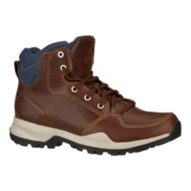 adidas Men's Rockstack Mid Shoes - Brown
