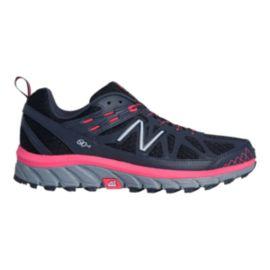bf8d5e5cc66 New Balance Women s 610v4 D Wide Width Running Shoes - Dark Grey Pink