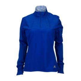 adidas Run Supernova Storm Women's ½ Zip Top