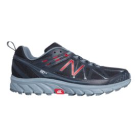 New Balance Men's MT610 V4 2E Wide Width Running Shoes - Grey/Red