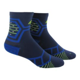 adidas Energy Running Single Men's Mid-Crew Socks