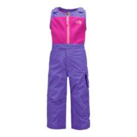 The North Face Girls' Insulated Bib Pants
