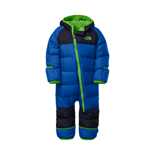 1aef6314e The North Face Toddler Lil' Snuggler Down Snowsuit | Sport Chek