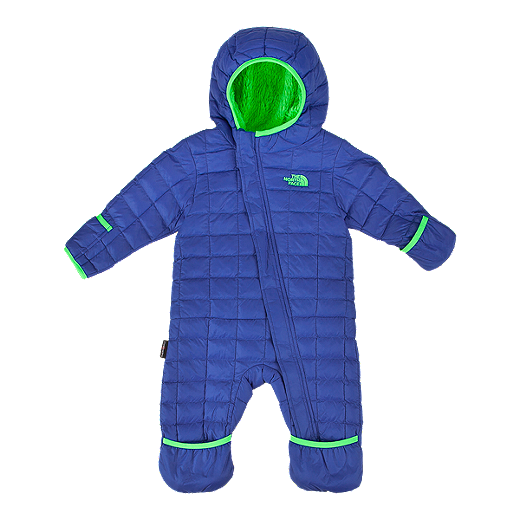 1f0468858 The North Face Baby Thermoball Insulated Bunting Suit | Sport Chek
