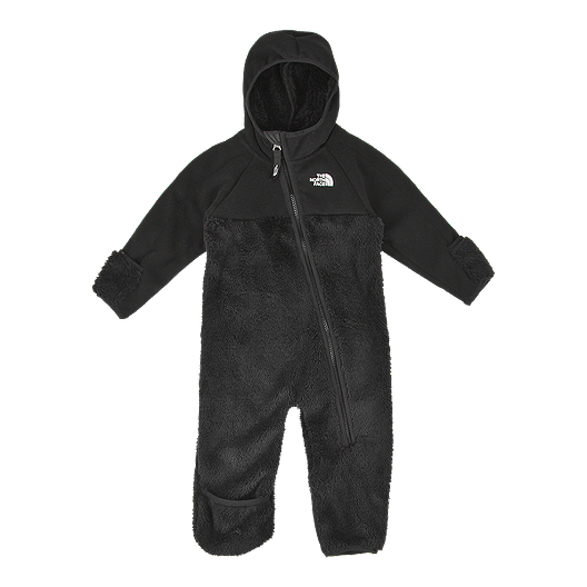 6abd77ee2099 The North Face Chimborazo Infant s One Piece Fleece Suit