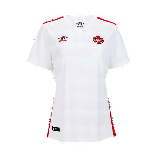 c2d73fc4241 Canada Soccer Women s Away Jersey
