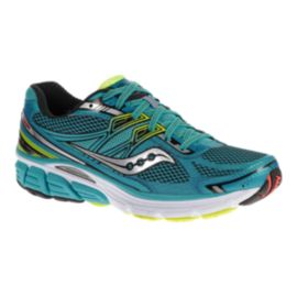 Saucony Women's Omni 14 Running Shoes - Teal/Silver