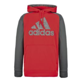 adidas Team Issue Heather Logo Men's Hoodie