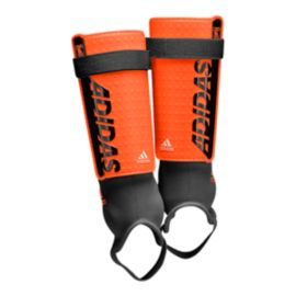 adidas Ace Club Shin Guard - Solar Orange/Black