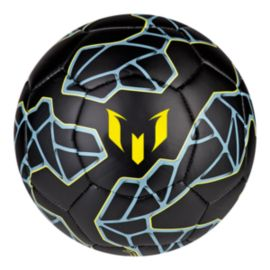 adidas Messi Mini Soccer Ball - Black/Yellow