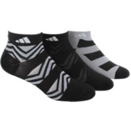adidas Cushioned Graphic Women's Low Cut Socks - 3-Pack