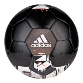 adidas Offpitch Sala Futsal Ball - Black/Dark Grey