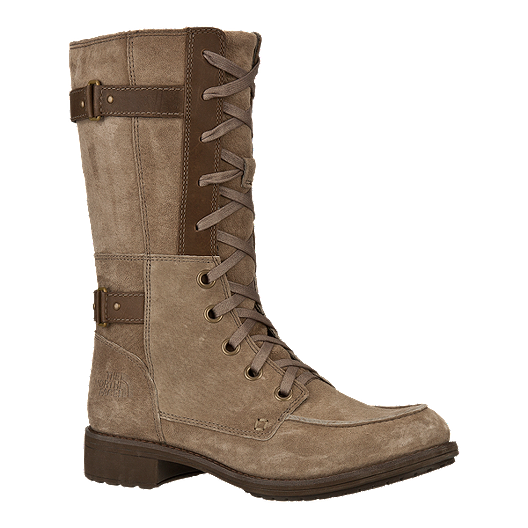 020febb8a The North Face Women's Bridgeton Lace Casual Boots - Light Brown ...