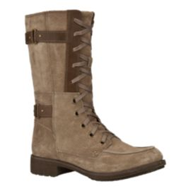 The North Face Women's Bridgeton Lace Casual Boots - Light Brown