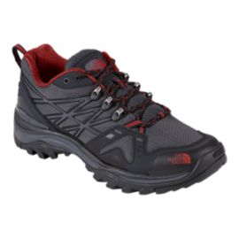The North Face Men's Hedgehog Fastpack TNF Multi-Sport Shoes - Black/Rose Red