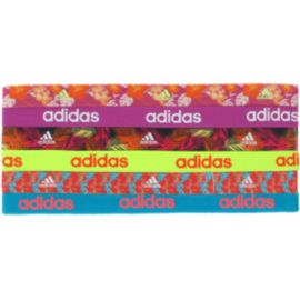 adidas Sidespin Graphic Women's Hairband 6-Pack