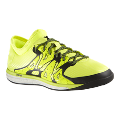 outlet store 8159c 8ba20 ... discount adidas mens x 15.1 boost indoor soccer shoes lime green black  sport chek abf79 4462a