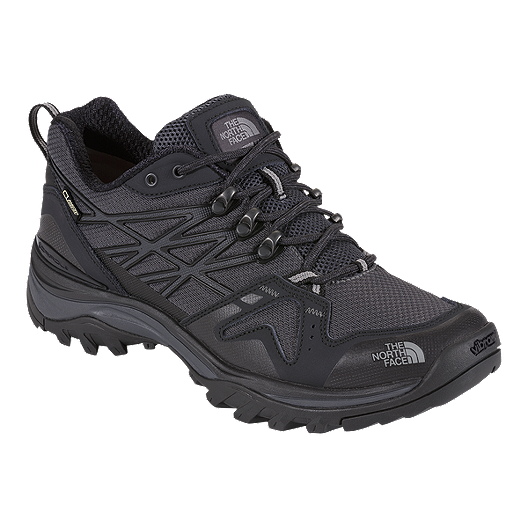 9d4068571fe38 The North Face Men s Hedgehog FastPack Gore-Tex Hiking Shoes - Black Grey