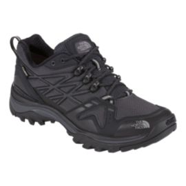 The North Face Men's Hedgehog FastPack Gore-Tex Hiking Shoes - Black/Grey