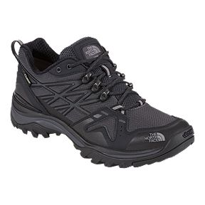 c1c096e85bfe The North Face Men s Hedgehog FastPack Gore-Tex Hiking Shoes - Black Grey