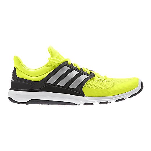 aaa8fdd4b60 adidas Men's Adipure 360.3 Training Shoes - Yellow/Black | Sport Chek