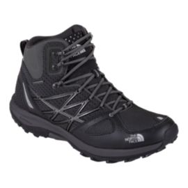 The North Face Men's Fastpack Mid GTX Hiking Shoes - Black