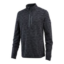 Saucony Ridge Runner Men's 1/2 Zip Long Sleeve Top