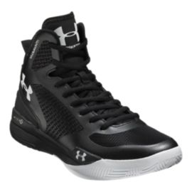 Under Armour Men's Anatomix Lightning II Basketball Shoes - Black