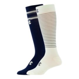 Under Armour Retro Over-The-Calf Women's Socks 2-Pack