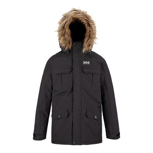 fa994f680 Helly Hansen Boys' Legacy Parka Jacket Winter Jacket | Sport Chek