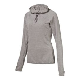 Puma Hooded Women's Long Sleeve Top