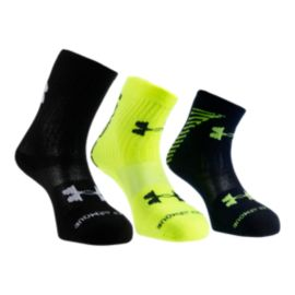 Under Armour Armour Kids' Crew Socks 3 - Pack