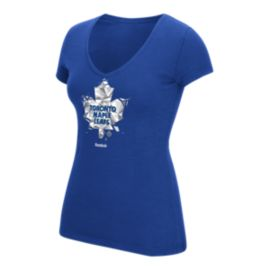 Toronto Maple Leafs Ice Shatter Women's Tee