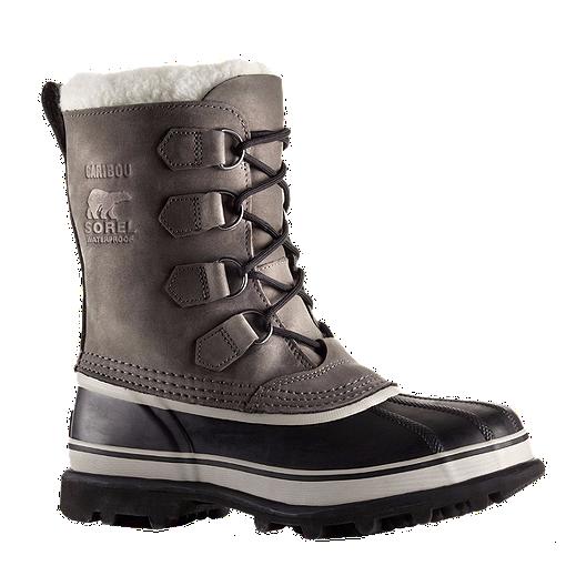 0c04d10b69fa1 Sorel Women's Caribou Winter Boots - Shale | Sport Chek