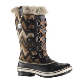 Sorel Women's Tofino Winter Boots - Black/Brown