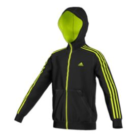 adidas Essentials Kids' Full-Zip Hoodie