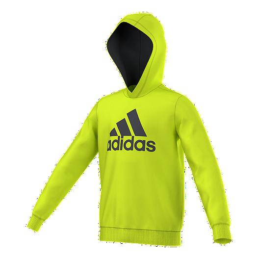 adidas Essentials Kids' Pullover Hoodie | Sport Chek