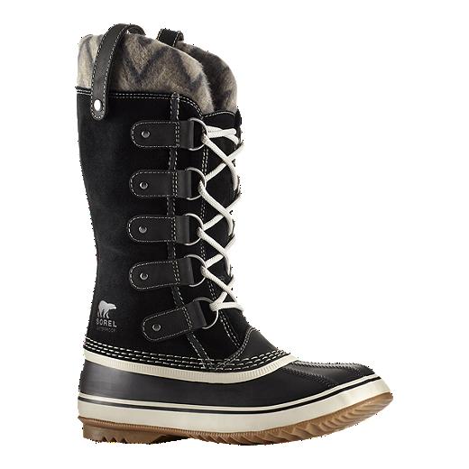 5f0d5d408 Sorel Women s Joan of Arctic Knit II Winter Boots - Black