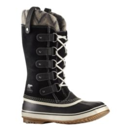 Sorel Women's Joan of Arctic Knit II Winter Boots - Black