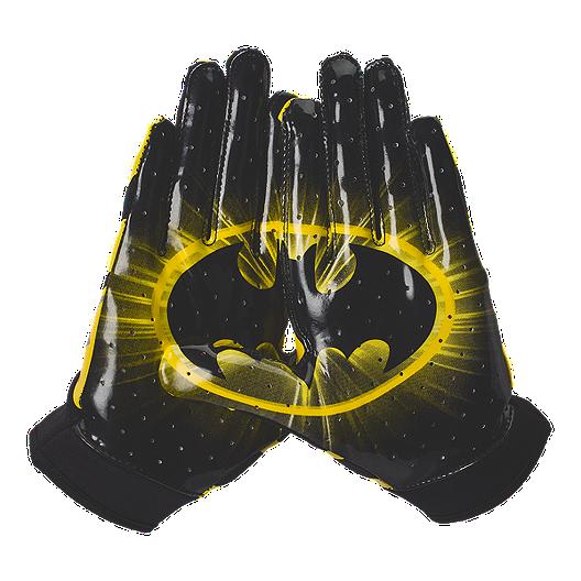 Under Armour Alter Ego Batman Football Glove | Sport Chek