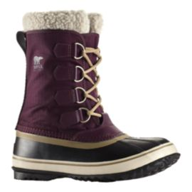 Sorel Women's Winter Carnival Winter Boots - Purple Dahlia/Black